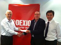 Voice of Customer 2012 Survey Winner - Ray Nicols Dexion